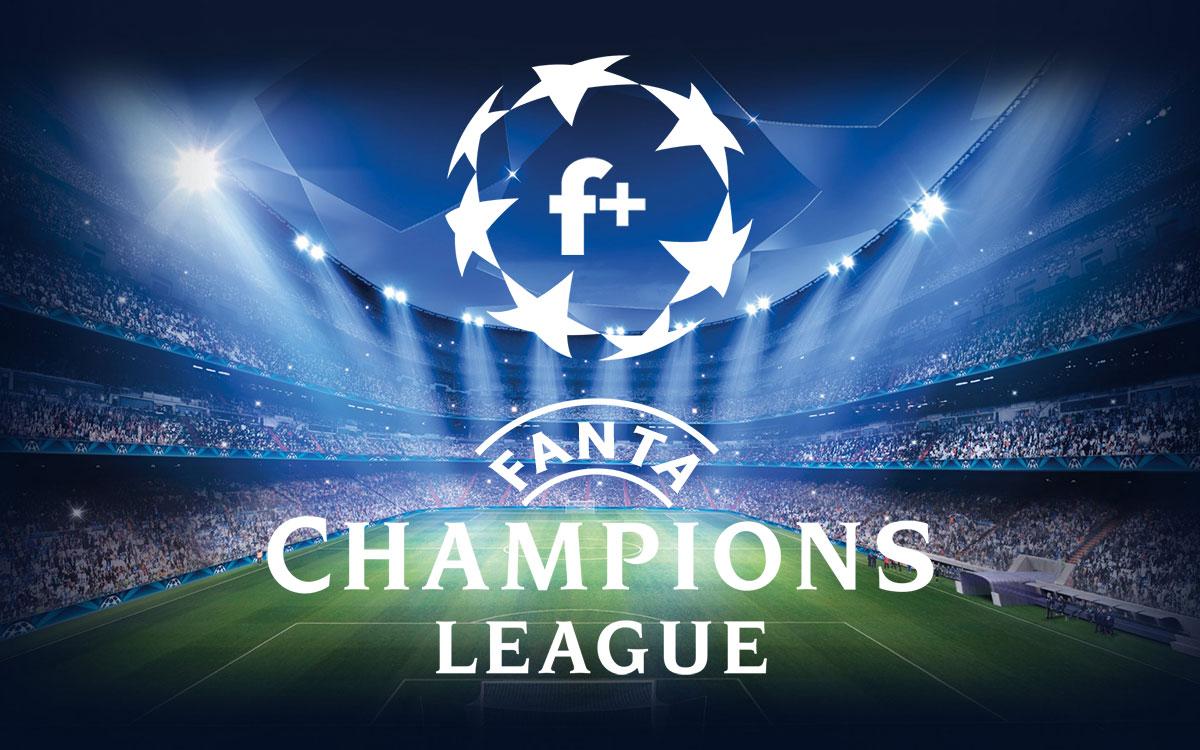 Fanta Champions League ai nastri di partenza